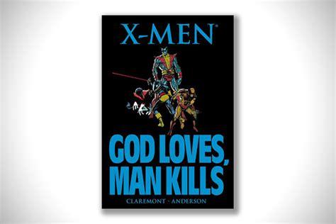 x men god loves man 0785127615 comic books the 20 best graphic novels hiconsumption