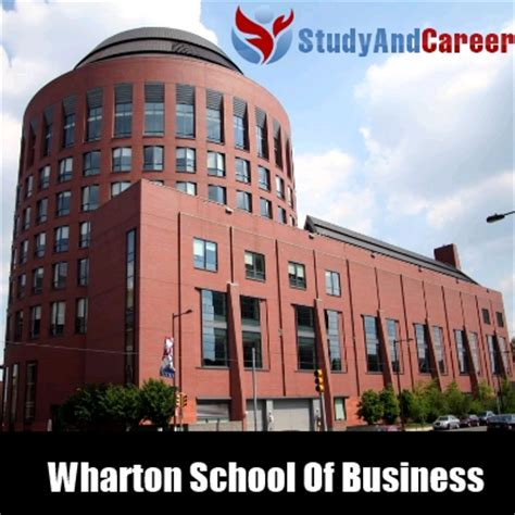 The Wharton School Of The Of Pennsylvania Mba by Top 20 Business Schools In Usa Diy Study And Career