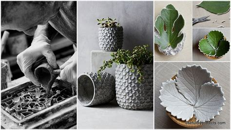 useful craft projects 19 beautiful diy cement crafts to add diversity to your