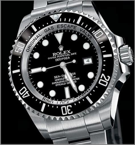 Rolex Deepsea Sea Dweller Black Mewah Formal rolex sea dweller deepsea verkoopjehorloge