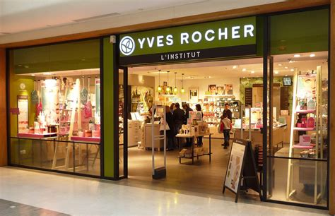 Shoo Yves Rocher yves rocher franchise world franchise