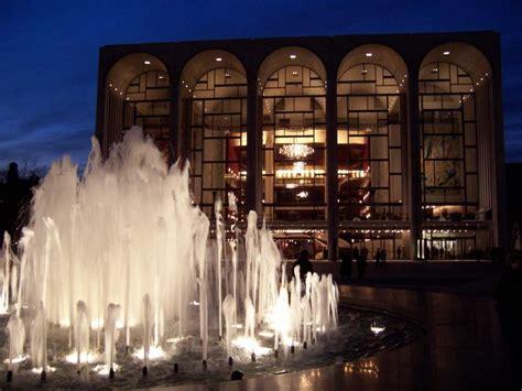 A Place New York City Opera New York City Metropolitan Opera House Travel And Tour With Pari