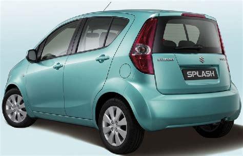 Kas Rem Mobil Suzuki Splash new suzuki splash 2014 mobil dunia