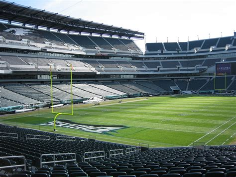 Standing Room Lincoln Financial Field by Lincoln Financial Field American Football Wiki Fandom