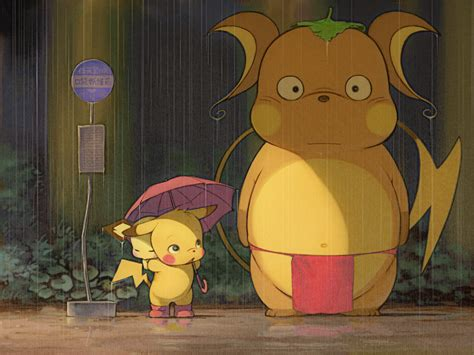 the best my neighbor totoro bus stop parodies team yellow