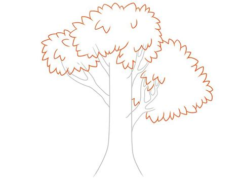 how to draw a doodle tree how to draw a tree dr