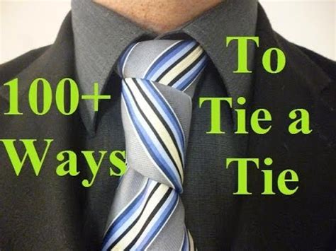 How To Tie A Spiral Knot - how to tie a tie spiral knot