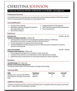 10 Creating a Perfect Resume   Writing Resume Sample