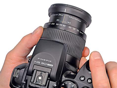 Kamera Fujifilm Hs30exr test digitalkamera fujifilm finepix hs30exr audio