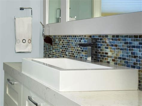 bathroom tile backsplash ideas contemporary bathroom backsplash ideas contemporary
