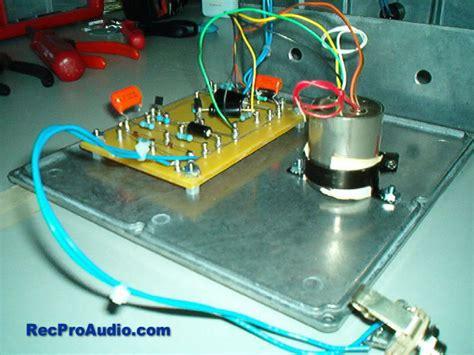 diy pro diy pro audio equipment active direct box