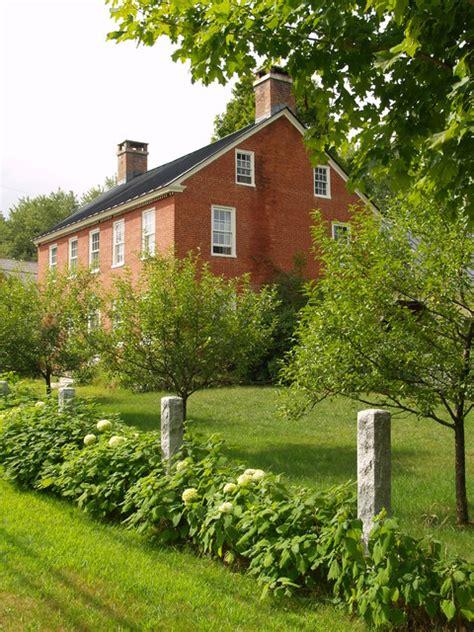 Landscape Architect Vermont Vermont Traditional Landscape Burlington By