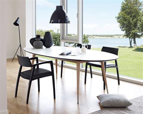 skandinavische wohnkultur esstisch modern oval rheumri