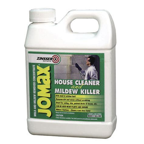 Jomax House Cleaner by House Cleaner And Mildew Remover Concentrated Quart Brand