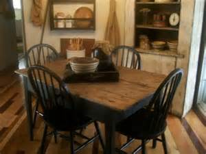 Primitive Dining Room Furniture 10 Best Ideas About Primitive Dining Rooms On