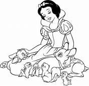 Dibujos De Disney Princesas Para Colorear  Portal Manualidades