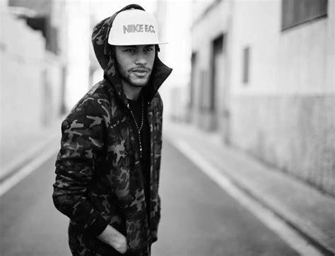 Jaket Style Barcelona jacket camouflage camo jacket nike fc barcelona