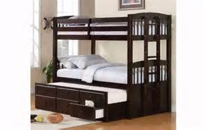 pics of bunk beds bunk bed with trundle bed freyalados youtube
