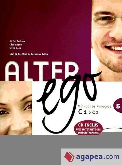libro alter ego livre alter ego 5 livre de l eleve cd audio classe mp3 hachette livre international agapea