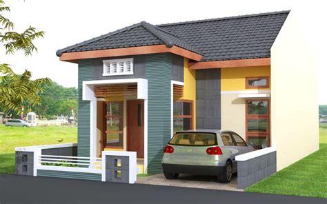 desain gambar yang menarik desain rumah sederhana menarik