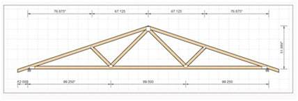 truss design the garage journal board roof framing hacked suliman hacker