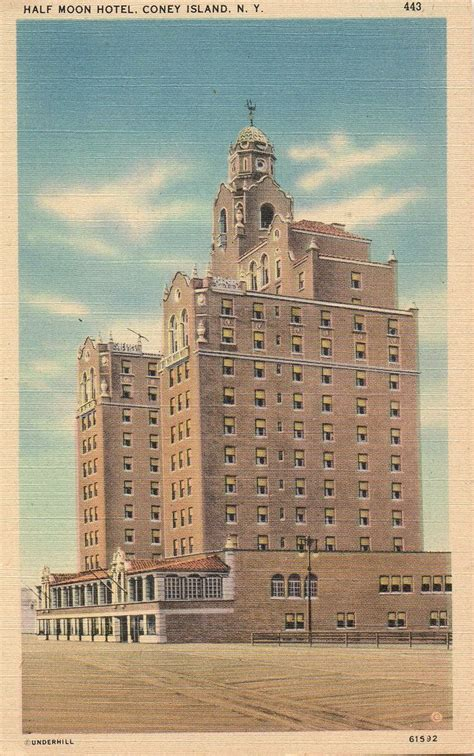coney island s infamous half moon hotel and then abe kid