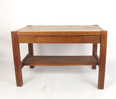 Arts And Crafts Style Desk by Arts And Crafts Style Cadillac Desk Table