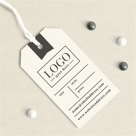 Handmade Tags For Clothes - best 20 price tags ideas on paper tags