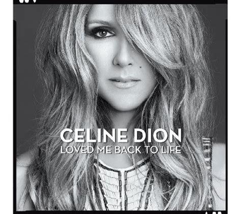 celine dion loved me back to life album & bonus cd page