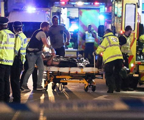 borough market attack moment london bridge jihadis were shot dead by police
