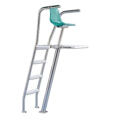Paragon Lifeguard Chairs paragon 20002 paraflyte ladder at rear lifeguard chair