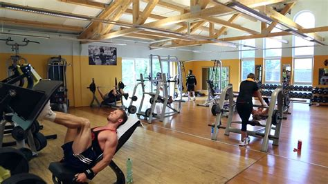 fitness park charly youtube