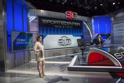 new home for espn deportes sportscenter espn front row