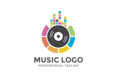 design free music logo 17 band logo free psd ai vector eps format download