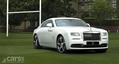 rolls royce wraith history of rugby edition cashes in on