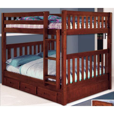 bunk bed slats mcallister full over full bunk bed slats bead board
