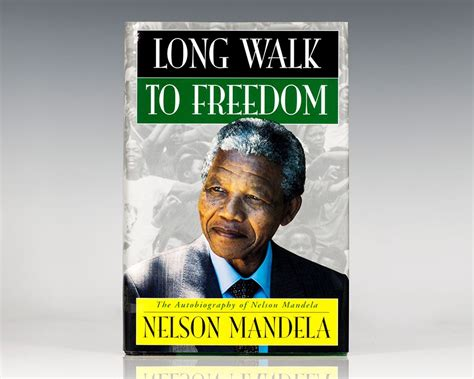 autobiography of nelson mandela long walk to freedom long walk to freedom nelson mandela signed first edition