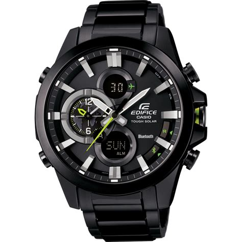 casio bluetooth casio edifice ecb 500dc 1aer bluetooth