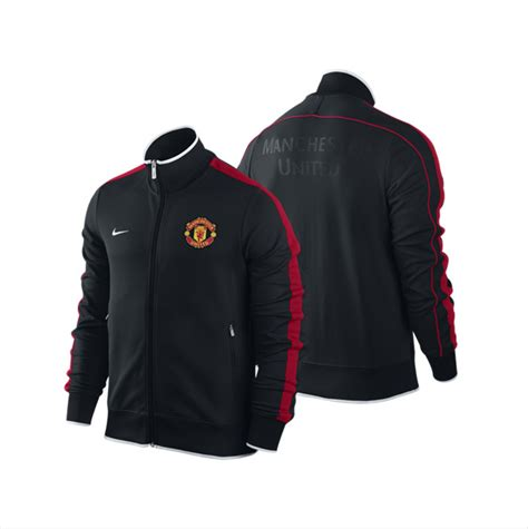 new year track jacket for sale brand new manchester united nike n98 track