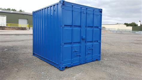10x8 secure storage container for sale free lock box 163 - Secure Storage Containers For Sale