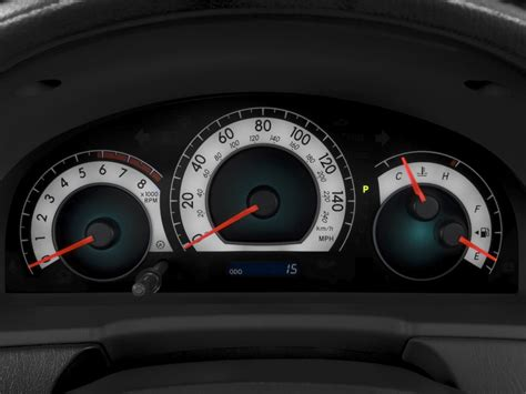 security system 2002 toyota land cruiser instrument cluster image 2008 toyota camry solara 2 door convertible v6 auto sport natl instrument cluster size