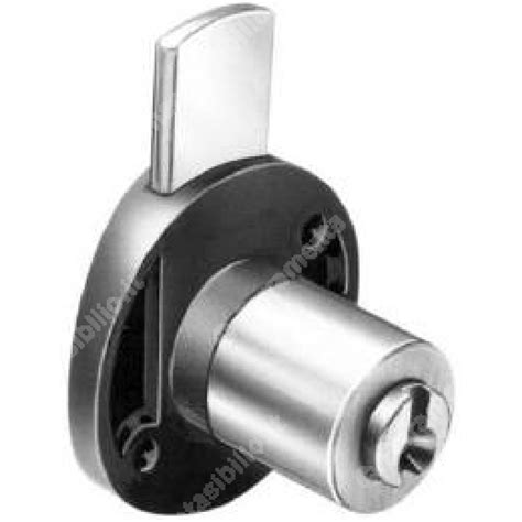 serrature per cassetti serratura per cassetti cilindro mm 20 ottone nichelato