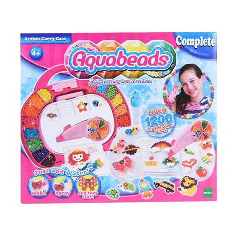 Mainan Anak Carry A Home 15885a jual aquabeads artists carry set mainan anak 1200