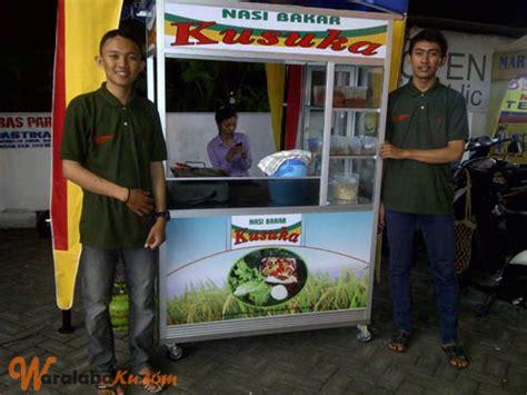 membuka usaha nasi bakar franchise nasi bakar kusuka peluang bisnis waralaba ku