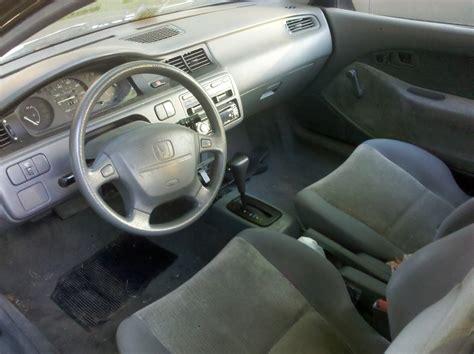 Honda Civic 1993 Interior 1993 honda civic pictures cargurus