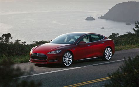 Tesla Motors Tesla Motors Model S 2012 2013 2014 2015 Autoevolution