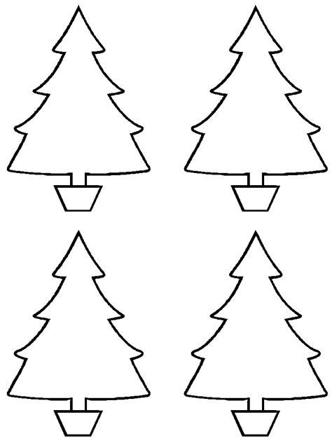 plantillas de 225 rboles de navidad 15 plantillas diferentes