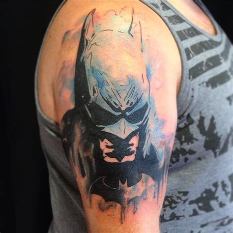 100 best batman symbol tattoo ideas comic superhero 2017