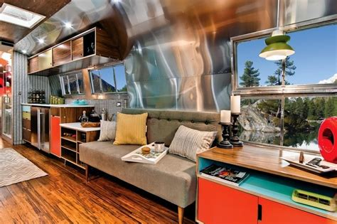Contemporary Country House Plans by 25 Tricked Out Airstream Trailers You Have To See