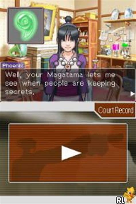 emuparadise ace attorney phoenix wright ace attorney trials and tribulations u